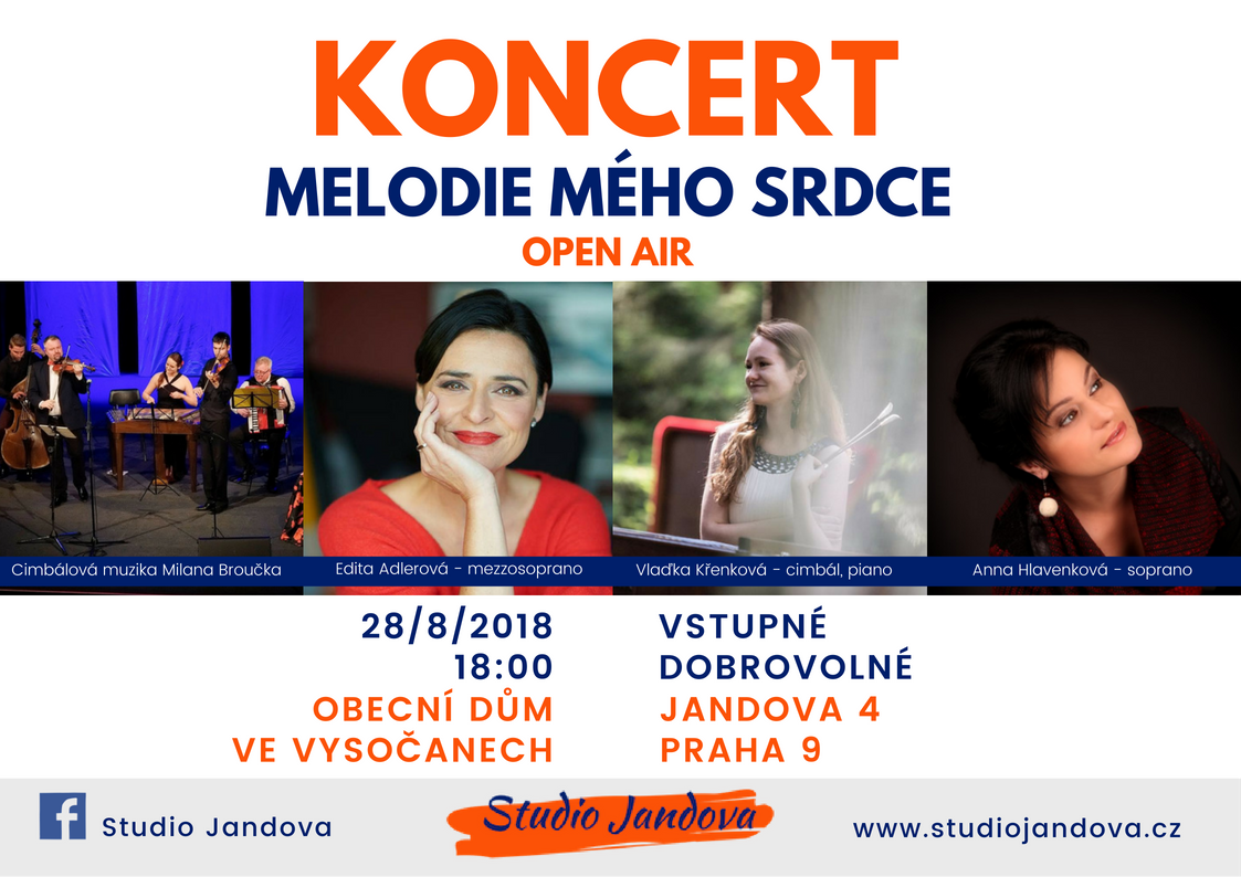 MELODIE MÉHO SRDCE