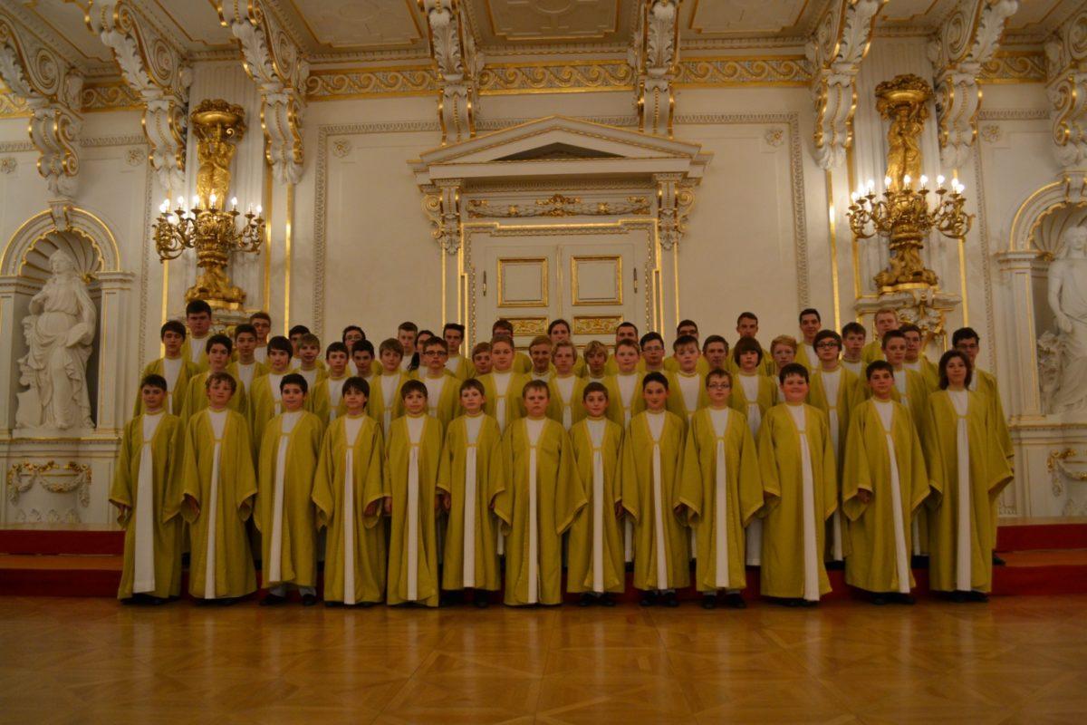 Slavnostní společný koncert EA a BONI PUERI v rámci Barokního festivalu, Zámek Zelená Hora / kostel