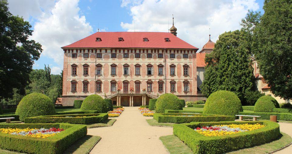 Koncert na zámku Libochovice